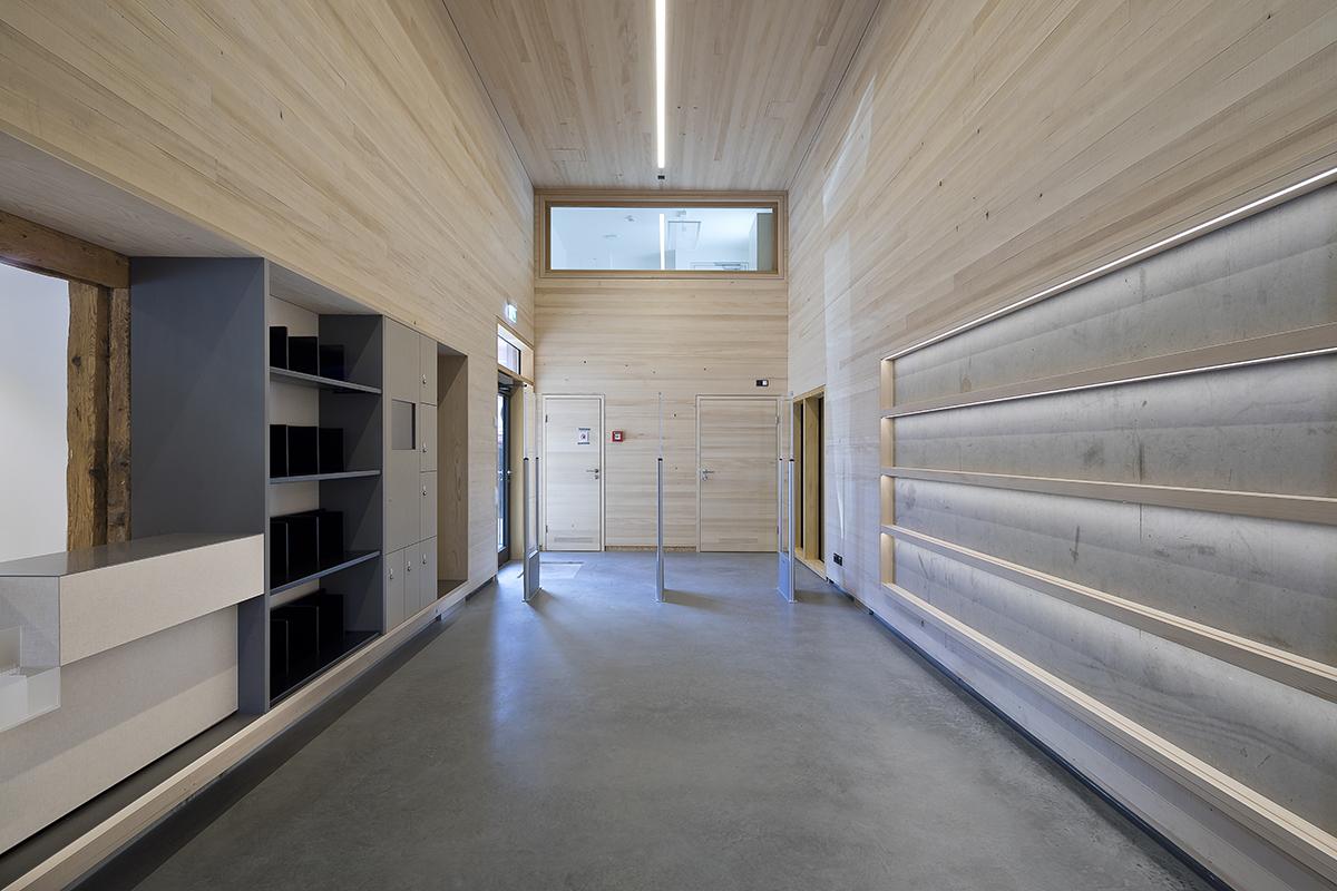 Mediathek Kirchzarten | UKW Innenarchitekten
